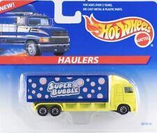 Hot Wheels Haulers Super Bubble Candy Truck 1996 New MOC BP MISB Box 3