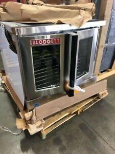|1462| Blodgett ZEPH-100-E Zephaire Single Full Size Electric Convection Oven