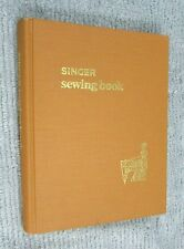 Old 1969 Singer Sewing Book Gladys Cunningham Sewing Machine 428 pg hc Free Sh