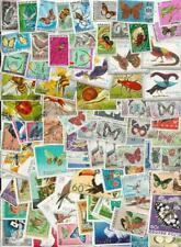 BIRDS & INSECTS - PACKET OF 100 STAMPS - D60