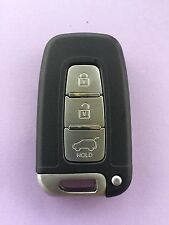Hyundai ix35 Elentra Velster remote car key shell smart card fob Kia 2009 - 2013