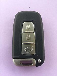 3B KIA remote key shell smart card fob remote shell Hyundai Remote keyless entry