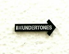 The Undertones LOGO Pin Badge 77 Punk Rock Teenage Kicks My Perfect Cousin NEW