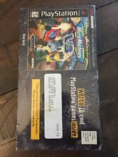Midway Games PlayStation Promo VHS 1997 Micro Machines, NBA Fastbreak 98 Sealed