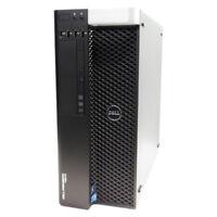 Dell PRECISION T5610 QUAD Core XEON @ 2.5GHZ 8GB 500GB RADEON HD8490 WIN 10 PRO