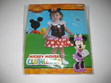 Disney Minnie Mouse Infant Costume 12 - 18 Months New