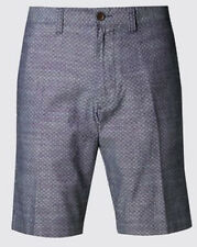 "Marks and Spencer Mid 7 to 13"" Inseam Big & Tall Shorts for Men"