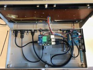 Commodore C64 Raspberry Pi 4b+ Non Destructive Case Mod  NEW VERSION - Stampa 3D