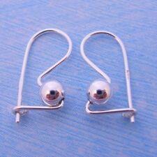 Hook Beauty Sterling Silver Fine Earrings