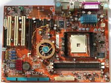 Motherboard ABIT-NV8 Socket 754 with I/O Plate