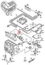 Genuine VW SKODA SEAT Ameo Beetle Throttle Valve Control Element 03L128063AD