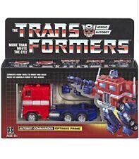 Transformer Optimus Prime G1 Reissue HASBRO Autobot Leader MP10 2018 GENUINE NEW