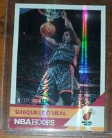 Shaquille O'neal NBA2k18 Holo Foil 2017 Panini Mint