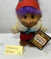 "TROLL PINOCCHIO STORYBOOK TROLLS  Doll 5"" VINTAGE RUSS ITEM 18693"