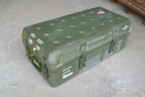 GFK Transportbox Maibach 80x40x30 cm (Aufbewahrung, gepolstert,Kiste,TULB, BW)