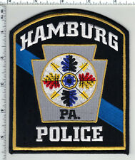 Hamburg Police (Pennsylvania) 2nd Issue Shoulder Patch