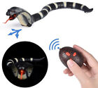 """17"""" Rechargeable Remote Control RC Snake Halloween Party Scary Trick Toy - A"""