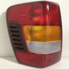 1999 2000 2001 2002 Jeep Grand Cherokee LH Left Driver Side Tail Light OEM Shiny
