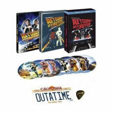 Filme & Entertainment auf DVD & Blu-ray Steelbook der Film -/Fernseh-Titel Zurück in die Zukunft (1985 Film)