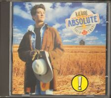 K D LANG Absolute Torch & and Twang NEW CD 1989 K.D. LANG & and The RECLINES