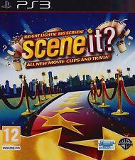 Scene It? Bright Lights! Big Screen! NEW PS3