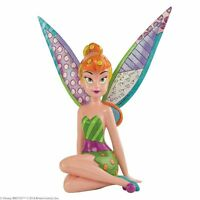 Disney by Britto Tinker Bell Figurine NEW in Gift Box - 24187