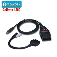 Galletto 1260 EOBD OBD2 ECU Diagnostic Cable Programmer Remap Flasher Tunning