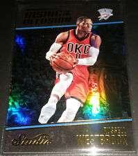 Russell Westbrook 2016-17 Panini Studio RISING TO THE OCCASION Insert Card
