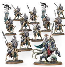 Ossiarch Bonereapers Kavalos Lance - Games Workshop miniatures