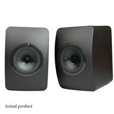KEF LS50 Speakers - Black Edition - Excellent condition Boxed