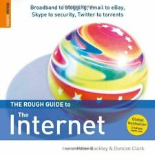 Like New, The Rough Guide to The Internet (Rough Guide Reference), Buckley, Pete