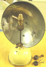 Vintage Tilley Radiator Heater Lamp. Made in London, England