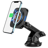 ESR Magnetic Wireless Car Fast Charger Mount for iPhone 12/Pro/Max, Magnet 15W