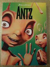 Antz DVD Woody Allen NEW