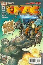 O.M.A.C. #2 New 52 DC Comics