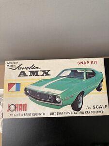 JoHan Javelin AMX Snap Kit Unassembled