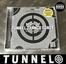 2CD BEST OF TUNNEL TRANCE FORCE - THE OLDSKOOL EDITON!