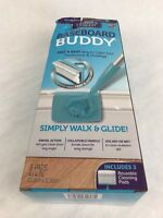 Baseboard Buddy Extendable Microfiber Duster As Seen on TV New Fun Gift