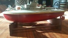 Sutcliffe , Grande-Bretagne bateau torpilleur mécanique L. 24 cm