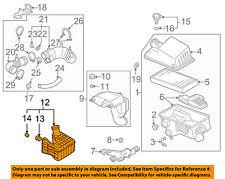 MAZDA OEM 07-12 CX-7 Air Cleaner Intake-Resonator Duct Tube Hose L33D1319X