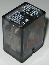 120V AC - 15 A Double Pole Double Throw Miniature DPDT P&B Relay - 277VAC 10A