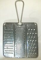 Vintage 3 in 1 Food Grater/Shredder by Gadget Master Products #8, Retro USA