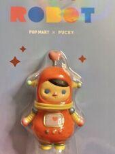 Pop Mart x Pucky Love Robot Mini Figure Designer Art Toy Lift Sub Limited New