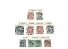 Ganzsachen aus dem übrigen Deutschland von Briefmarken (ab 1945)