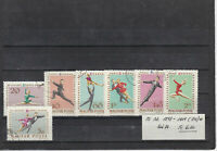 Hungary Iceskating Used Stamps Ref: R6999