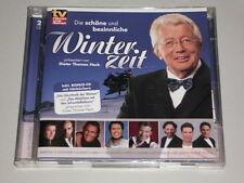 WINTERZEIT DIETER THOMAS HECK CD DIE JUNGEN TENÖRE CHRIS NORMAN INKL. HÖRBUCH