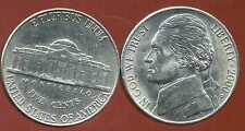 USA 5 cents jefferson  2000 P   ( bis )