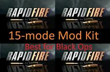 15-Mode, Rapid Fire Stealth Mod Kit for Xbox 360 Controller, Buy 2 Get 1 free