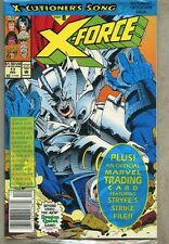 X-Force #17-1993 nm- Factory Poly Bagged Cover / X Men Newsstand Variant