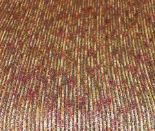 Brown Print Chenille Upholstery Fabric 212